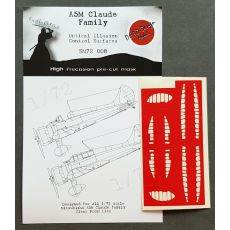 A5M Claude Family Control Surfaces