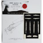 A6M3 m.22 Reisen/Zero Control Surfaces